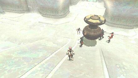 テメナス中央塔1F