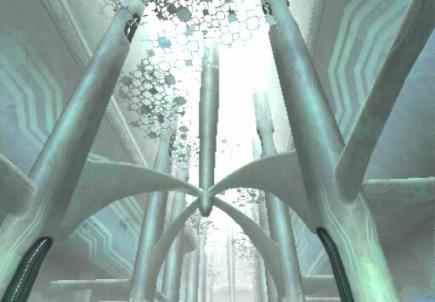 ル・メトの園エントランスホール